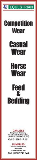 Lloyd Equestrian, competition wear, casual wear, horse wear, feed and bedding